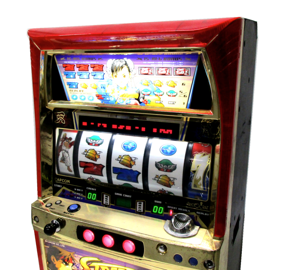 Aristocrat street fighter 2 slot machine actors in casino arizona commercial