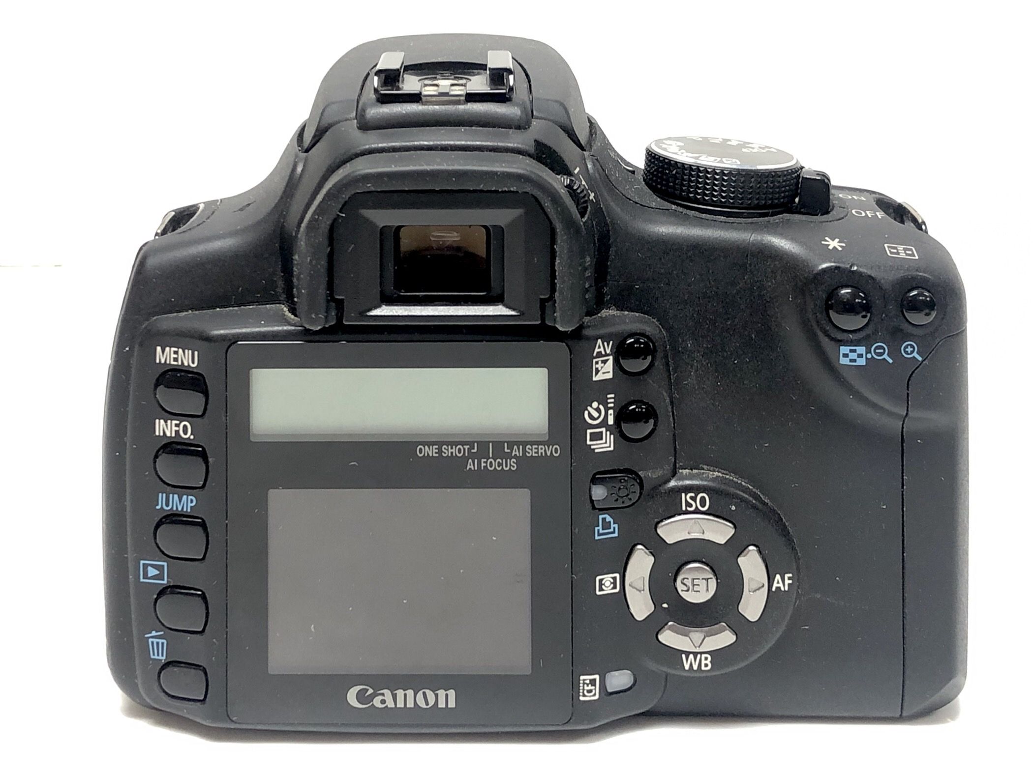 canon rebel xt how to use