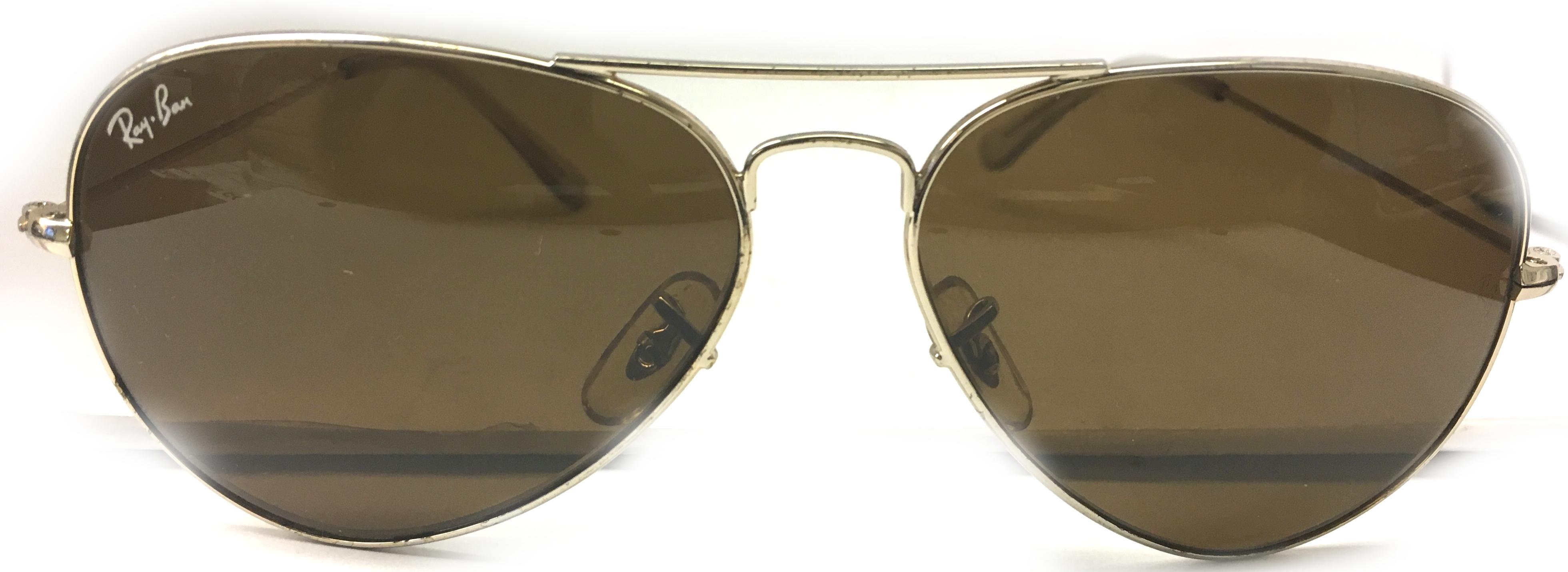 ray ban aviator 58014 polarized