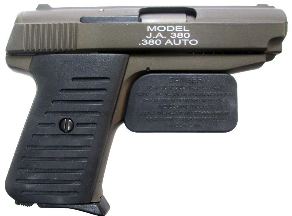 Jimenez Arms JA 380